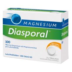 Magnesium-Diasporal® 100 Lutschtabletten