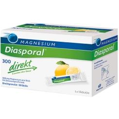 Magnesium Diasporal® 300 direkt Zitrone