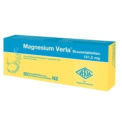 Magnesium Verla® Brausetabletten
