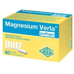 Magnesium Verla® purKaps Kapseln