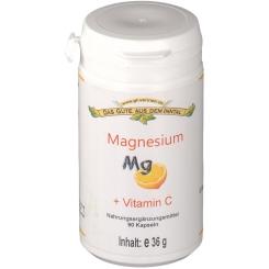 Magnesium + Vitamin C