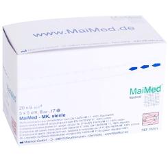 MaiMed® Mullkompressen 10 x 20 cm 12 fach steril