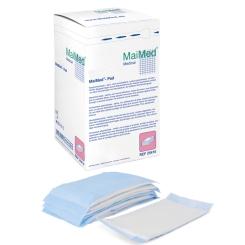 MaiMed® - Pad Saugkompressen 10 x 10 cm unsteril