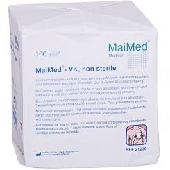 MaiMed® Vlieskompressen 5 x 5 cm unsteril