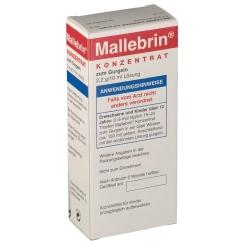 Mallebrin® Konzentrat zum Gurgeln