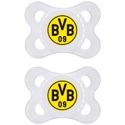 MAM Original Latex BVB 0-6 Monate Schnuller