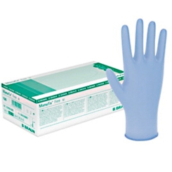 Manufix® Free Handschuhe aus Nitril, mittel
