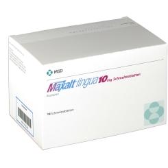 Maxalt lingua 10 mg Schmelztabletten