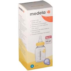 medela Milchflasche 150 ml mit Sauger Größe S