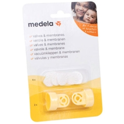 medela Ventile & Membranen-Multipack