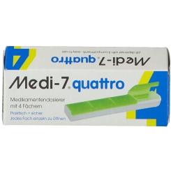 Medi-7 quattro grün