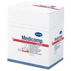 Medicomp Extra Kompr.10x10cm unsteril