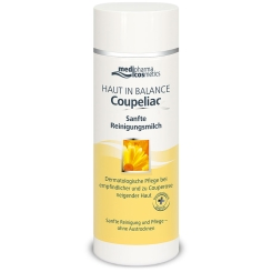 medipharma cosmetics Haut in Balance Coupeliac Sanfte Reinigungsmilch