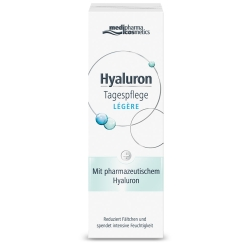 medipharma cosmetics Hyaluron Tagespflege