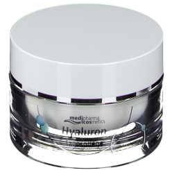 medipharma cosmetics Hyaluron Tagespflege légère
