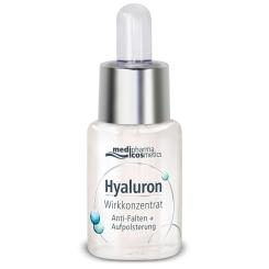 medipharma cosmetics Hyaluron Wirkkonzentrat Anti-Falten + Aufpolsterung