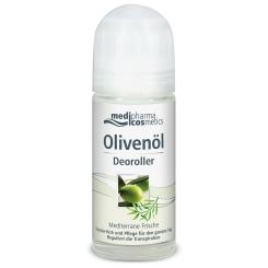 medipharma cosmetics Olivenöl Deoroller Mediterrane Frische