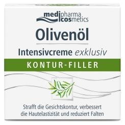 medipharma cosmetics Olivenöl Intensivcreme exklusiv Kontur-Filler