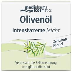 medipharma cosmetics Olivenöl Intensivcreme leicht
