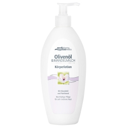 medipharma cosmetics Olivenöl & Mandelmilch Körperlotion