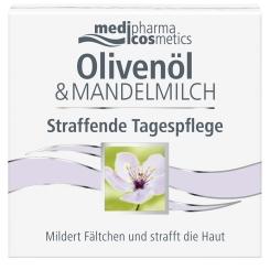 medipharma cosmetics Olivenöl & Mandelmilch Straffende Tagespflege