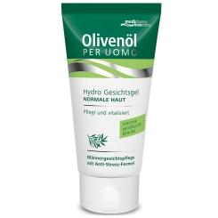 medipharma cosmetics Olivenöl Per Uomo Hydro Gesichtsgel