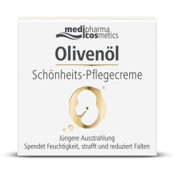 medipharma cosmetics Olivenöl Schönheits-Pflegecreme