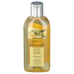 medipharma cosmetics Olivenöl Shampoo Limoni di Amalfi, Kräftigung