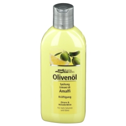 medipharma cosmetics Olivenöl Spülung Limoni di Amalfi, Kräftigung