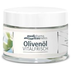 medipharma cosmetics Olivenöl Vitalfrisch Tagespflege