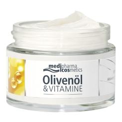 medipharma Cosmetics Olivenöl & Vitamine Vitalisierende Aufbaupflege