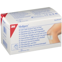 Medipore hypoallergen 15cmx10m 2991/3 Pflaster