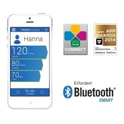 Medisana® BW 300 Connect Handgelenk-Blutdruckmessgerät mit Bluetooth