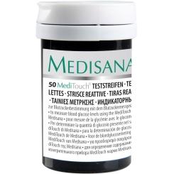 Medisana® Meditouch Blutzuckerteststreifen