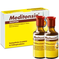 Meditonsin® Tropfen + Ohrenschützer GRATIS