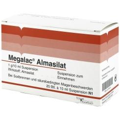Megalac® Almasilat karamell