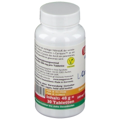 MEGAMAX® FIGUR & BALANCE L-Carnitin 500 mg