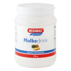 MEGAMAX® FIGUR & BALANCE Molke-Drink Ananas