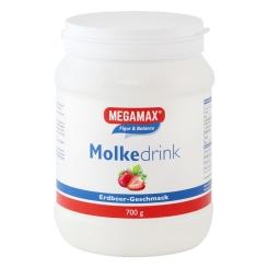 MEGAMAX® FIGUR & BALANCE Molke-Drink Erdbeer