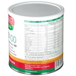 MEGAMAX® Nutrition Eiweiß 100 Schoko-Geschmack