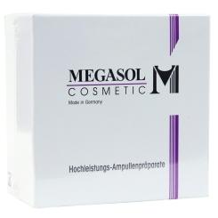 MEGASOL COSMETIC Vitamin A-E-F-H Ampullen