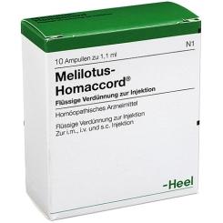 Melilotus-Homaccord® Ampullen