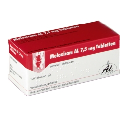 Meloxicam AL 7,5 mg Tabletten