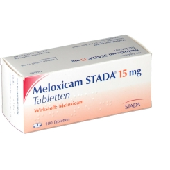 MELOXICAM STADA 15 mg Tabletten