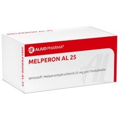 Melperon Al 25 Filmtabletten