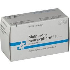Melperon neuraxpharm 10 Filmtabletten