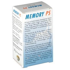 MEMORY PS Kapseln