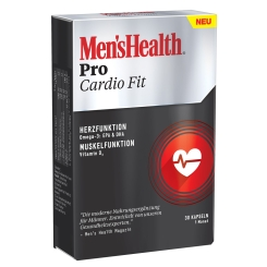 Men's Health Pro Cardio Fit