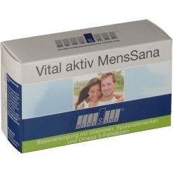 MensSana® VITAL AKTIV Kapseln