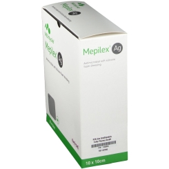 Mepilex® Ag 10 x 10 cm